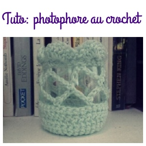 photophore crochet